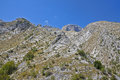 Apuan Alps Royalty Free Stock Photos