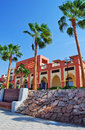 Aqaba house Royalty Free Stock Photo