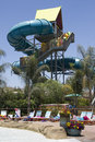Aquatica waterpark amusement in the desert s huge center hot dry of united states Royalty Free Stock Photography