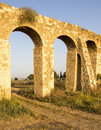 Aqueduct of Acre Royalty Free Stock Photo