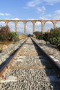 Aqueduct of Padre Tembleque VIII Royalty Free Stock Photo