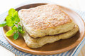 Arab food martabak or murtabak also mutabbaq is a stuffed pancake pan fried bread which is commonly found in saudi arabia yemen Royalty Free Stock Photos
