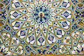 Arab mosaic Royalty Free Stock Photo