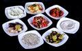 Arab salad - tomato salad