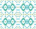Arabesque Pattern Royalty Free Stock Images
