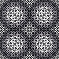 Arabesque seamless pattern. Royalty Free Stock Image