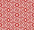 Arabesque Star Pattern