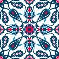 Arabesque vintage decor ornate seamless for design template vect