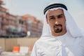 Arabian Businessman Royalty Free Stock Photo
