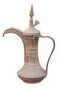 Arabian coffee pot Stock Image