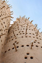 Arabian dovecote Royalty Free Stock Image