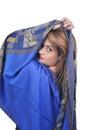 Arabian woman Royalty Free Stock Photo