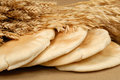 Arabic bread Stock Photo
