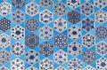 Arabic ceramic wall