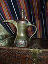 Arabic Coffee Pot Royalty Free Stock Photo