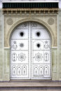 Arabic door Royalty Free Stock Image