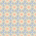 Arabic or islamic ornaments pattern seamless background with style Stock Photos