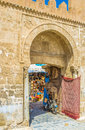 Arabic market of sfax tunisia september the traditional occupied territory just inside the bab diwan gates on september in Royalty Free Stock Photo