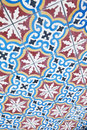 Arabic mosaic Royalty Free Stock Image