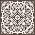 Arabic ornament vintage seamless for background design Stock Photo