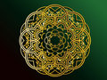 Arabic Ornaments Royalty Free Stock Photo