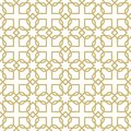 Arabic pattern Royalty Free Stock Photo