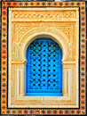Arabic style house window Royalty Free Stock Photo