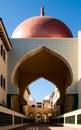 Arabic style Spain condominium Royalty Free Stock Photo