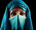 Arabic woman Royalty Free Stock Photography