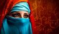 Stock Image Arabic woman
