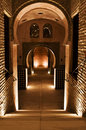 Arabisk interior Royaltyfri Fotografi