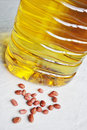 Arachis oil Royalty Free Stock Images