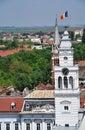 Arad Cityhall Royalty Free Stock Photo