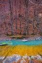 Arazas river Valle de Ordesa valley Pyrenees Huesca Spain Royalty Free Stock Images