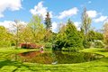 Arboretum Trompenburg Rotterdam Royalty Free Stock Photo
