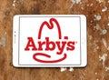 Arbys fast food logo
