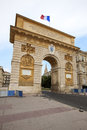 Arc de Triumphe, Montpellier Royalty Free Stock Photo