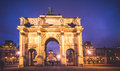 Arc Triumph, Paris Royalty Free Stock Photo