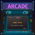 Arcade Royalty Free Stock Photo