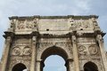 The Arch of Constantine Stock Photos