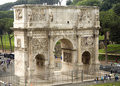 Arch of Constantine Royalty Free Stock Photos