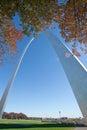 Arch In Saint Louis Missouri