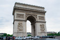 Arch of Triumph Royalty Free Stock Photo