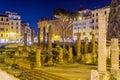 Archaeological area of Largo Argentina, Rome