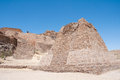 Archaeological site of La Quemada, Zacatecas Royalty Free Stock Images
