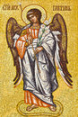 Archangel  Gabriel Royalty Free Stock Photos