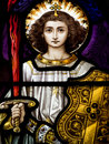 Archangel Michael Royalty Free Stock Photo
