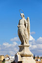 Archangel Raphael Statue In Co...