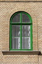 Arched window Royalty Free Stock Photo