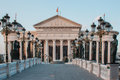 Archeological Museum of Macedonia Royalty Free Stock Photo